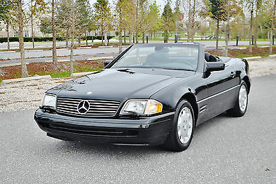 Beautiful 1997 Mercedes Benz SL500 Removable Hard Top for sale