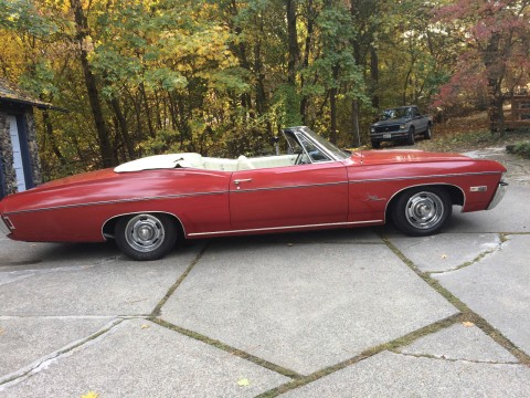 1968 Chevrolet Impala SS Convertible for sale