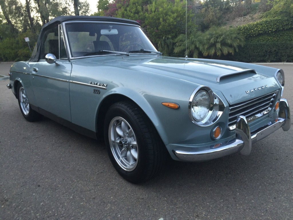 1969 Datsun 1600 Roadster For Sale