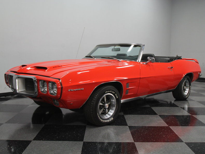 1969 pontiac firebird convertible for sale. Black Bedroom Furniture Sets. Home Design Ideas