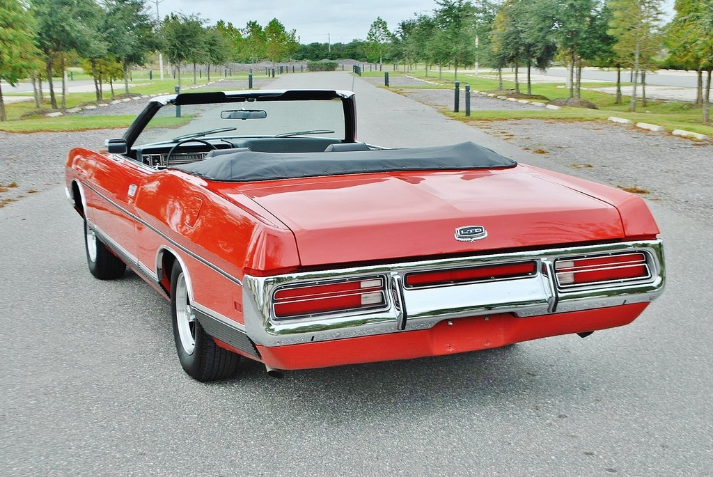 1972 Ford Galaxie Ltd Convertible Fully Loaded 400 V8