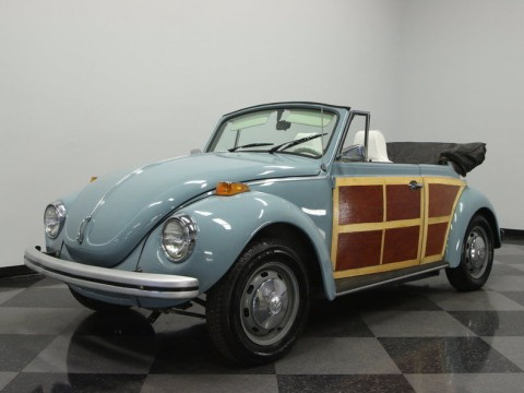 1972 Volkswagen Beetle Karman Convertible for sale