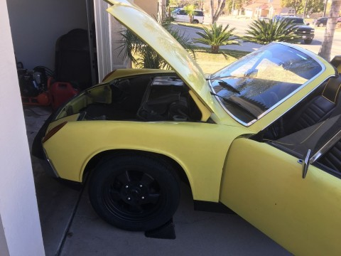 1973 Porsche 914 1.7 for sale