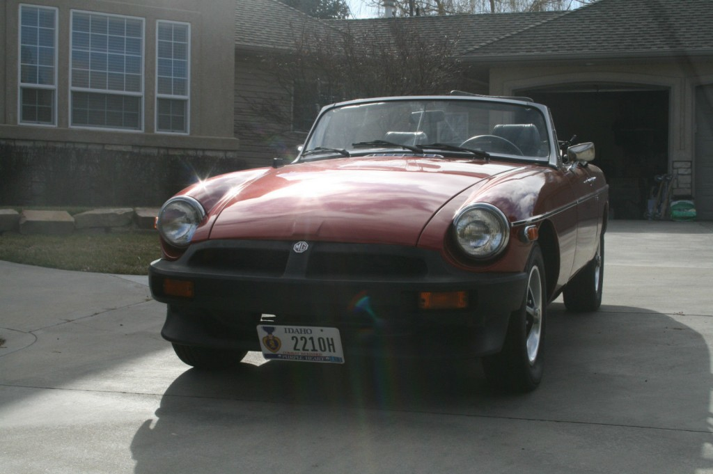 1974 MG MGB Roadster