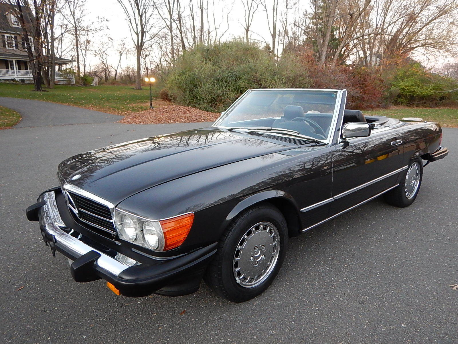 1989 mercedes benz 560 sl convertible for sale. Black Bedroom Furniture Sets. Home Design Ideas