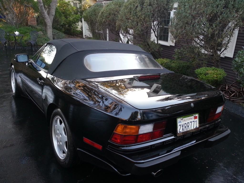 1991 Porsche 944 S2 Cabriolet