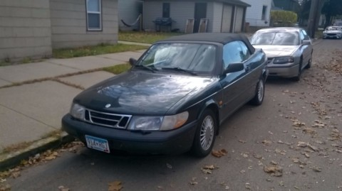 1995 SAAB 900S Convertible for sale