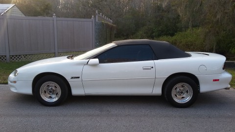 2000 Chevy Camaro z28 Convertible 500 hp for sale