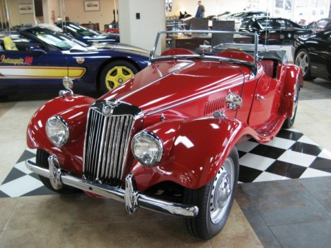 1954 MG TF Roadster for sale