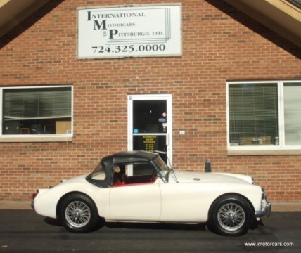 1960 MG MGA 1600 for sale