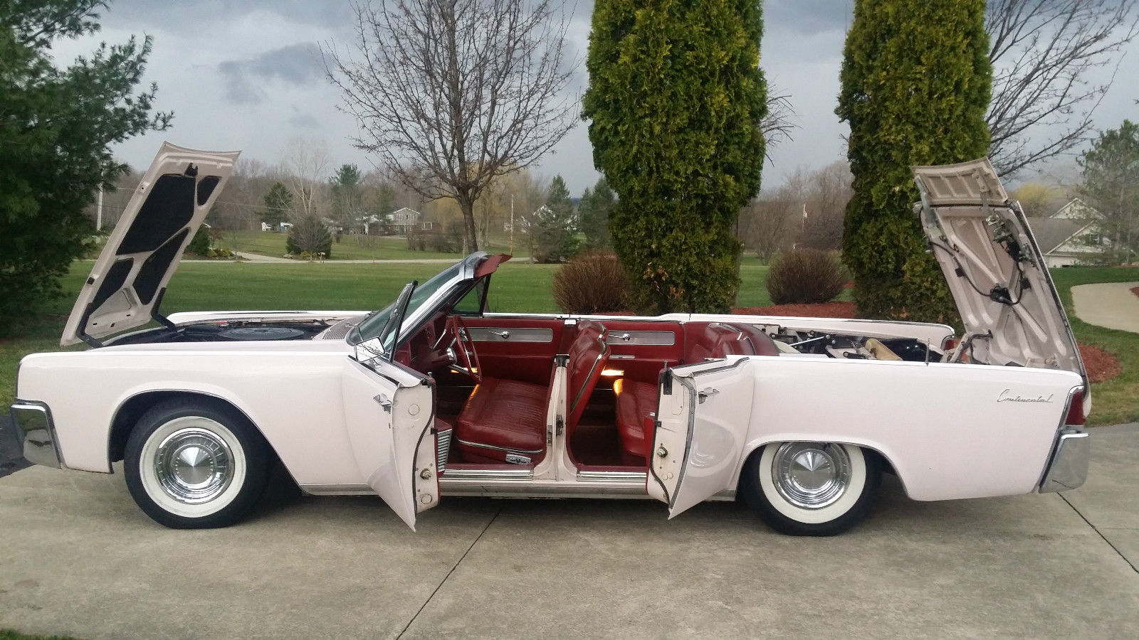 1962 lincoln continental convertible for sale. Black Bedroom Furniture Sets. Home Design Ideas