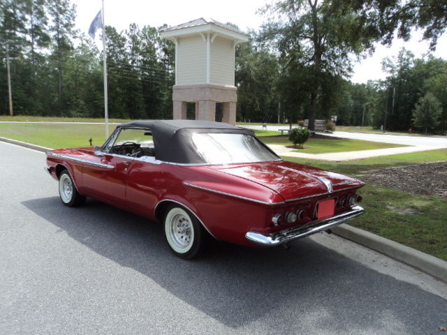 1962 Plymouth Fury Convertible