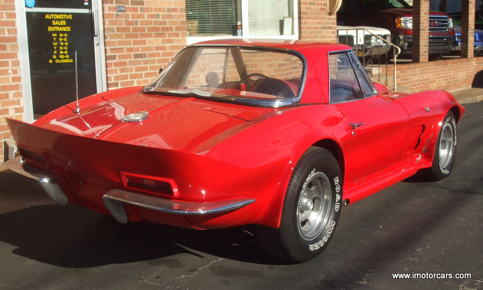 1964 Chevrolet Corvette Sting Ray Convertible