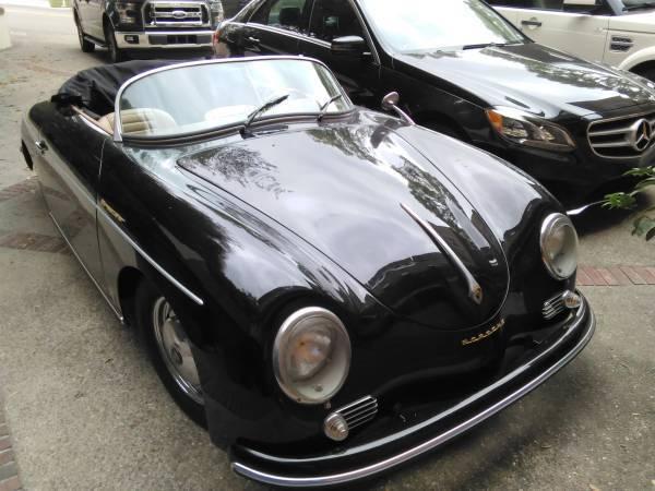 1964 Porsche 356 Speedster Replica For Sale