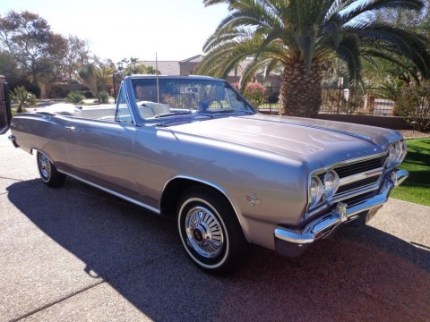 1965 Chevrolet Chevelle SS Convt. 327/300, 4 Speed for sale