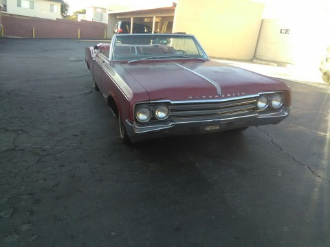 1965 Oldsmobile Dynamic 88 Two door Convertible Rocket 350 V8 for sale