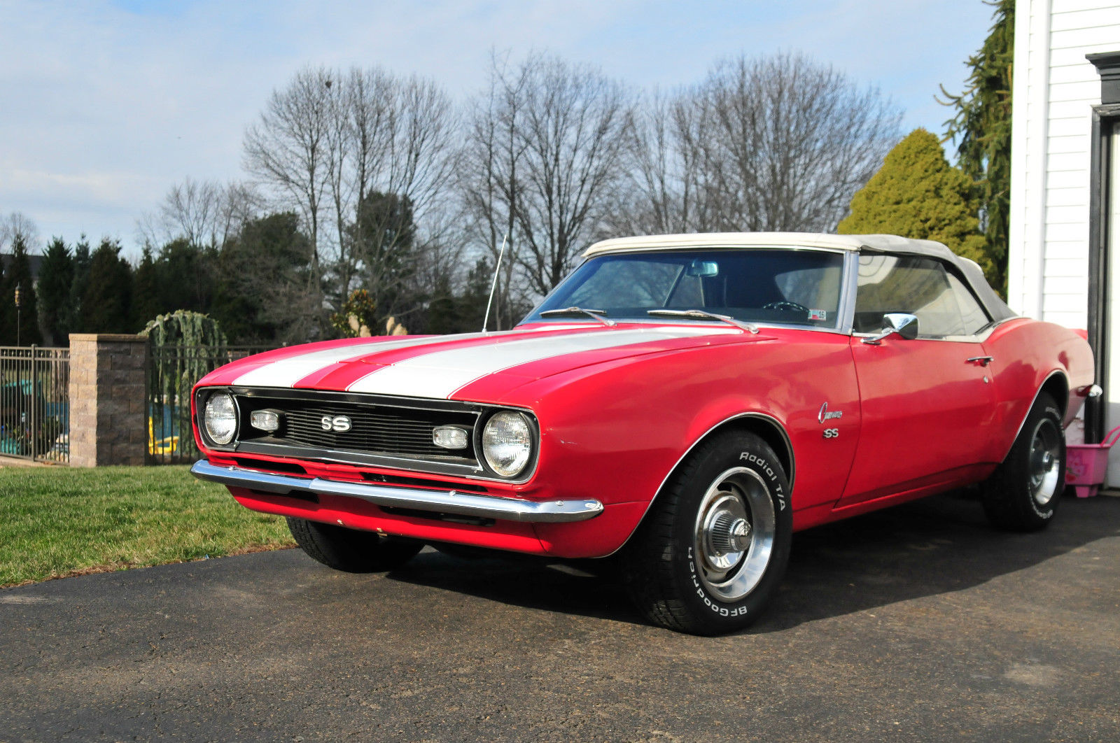 1968 Chevrolet Camaro C For Sale