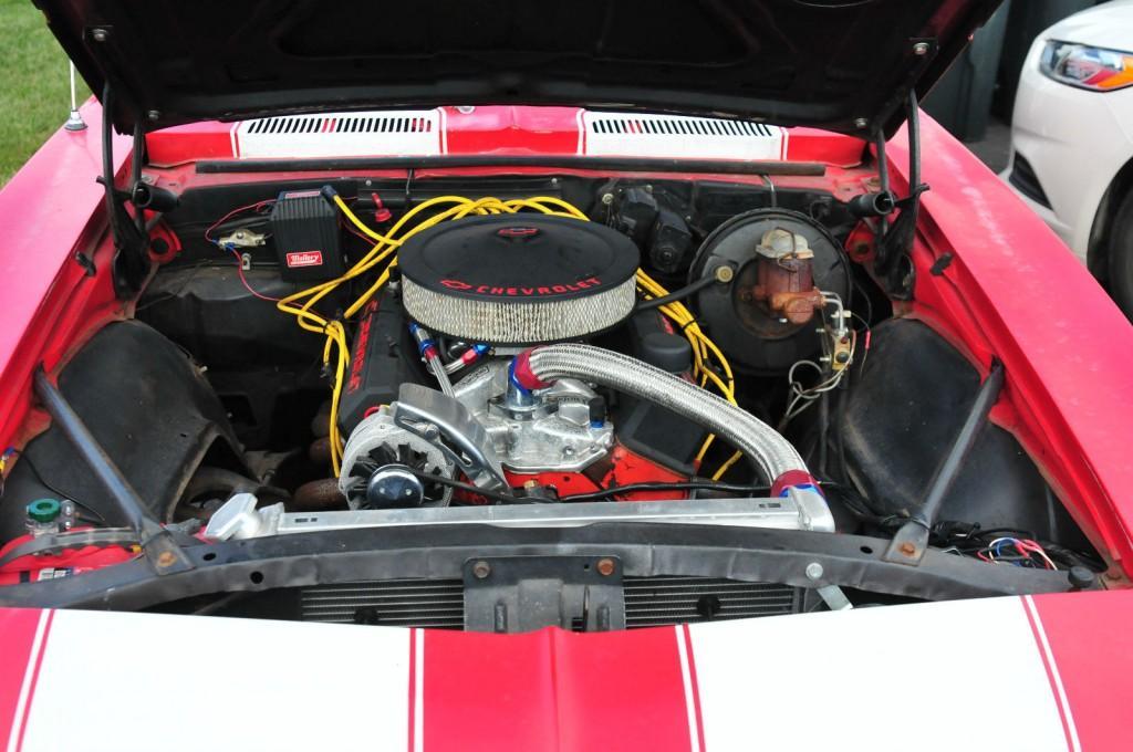 1968 Chevrolet Camaro C