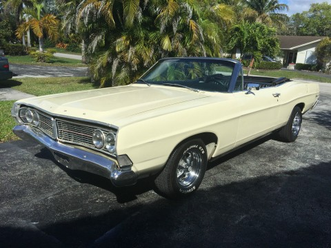 1968 Ford Galaxie 500 Convertible for sale