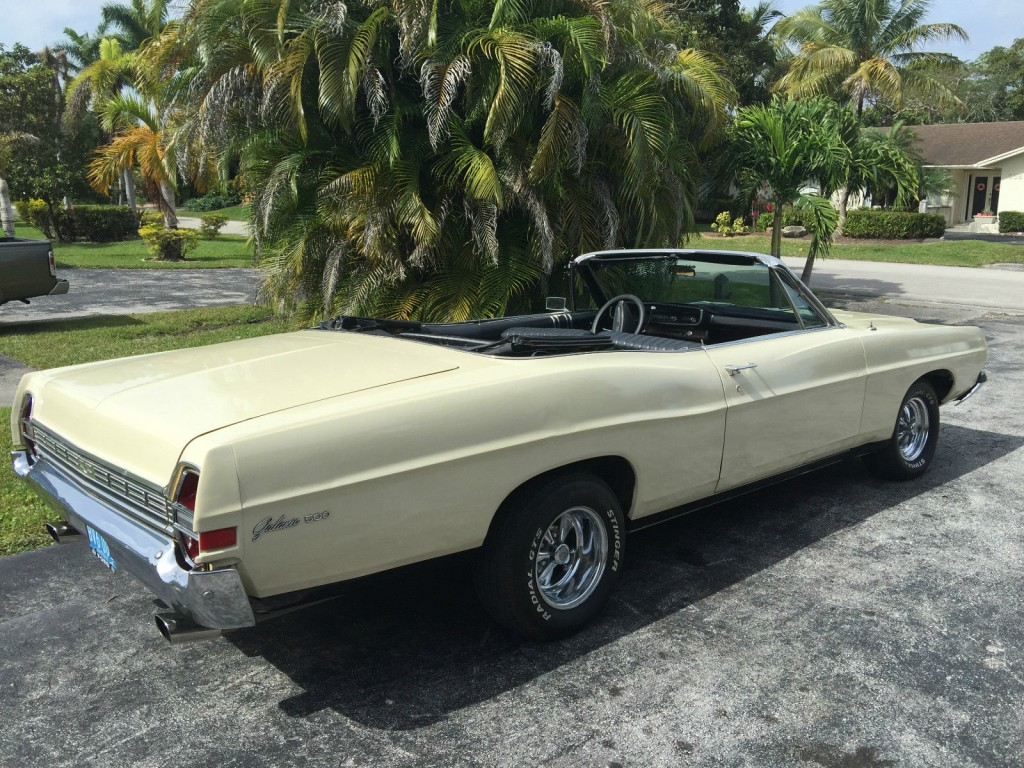 1968 ford galaxie 500 convertible for sale. Cars Review. Best American Auto & Cars Review