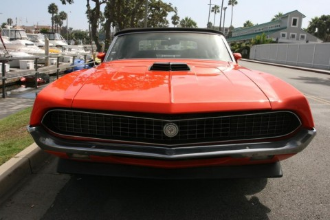 1970 Ford Torino GT Convertible Factory Shaker Option for sale