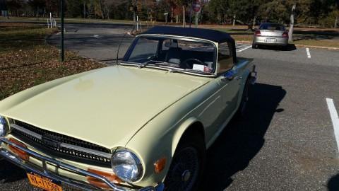 1971 Triumph TR 6 for sale