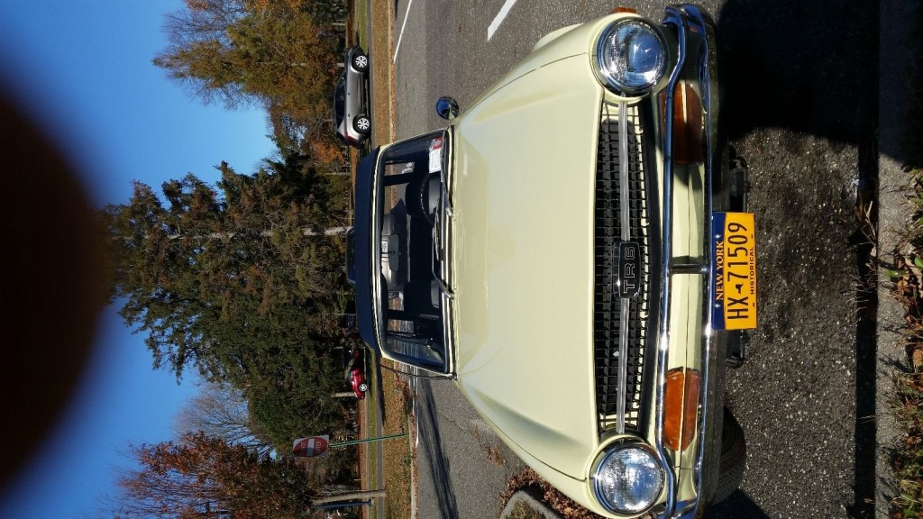 1971 Triumph TR 6