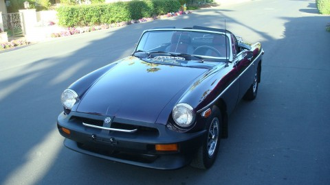 1978 MG MGB Roadster for sale