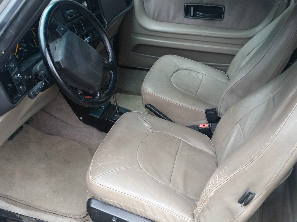 1992 Saab 900 Turbo Convertible 2 Door 2.0L