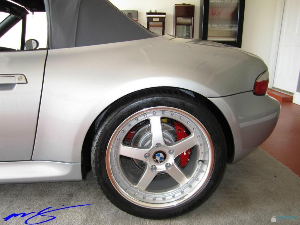 1998 BMW Z3 2.8i Convertible