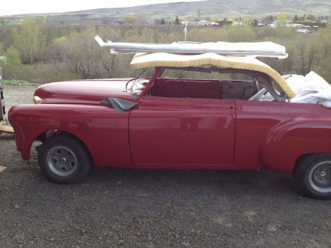 1950 Pontiac Convertible for sale