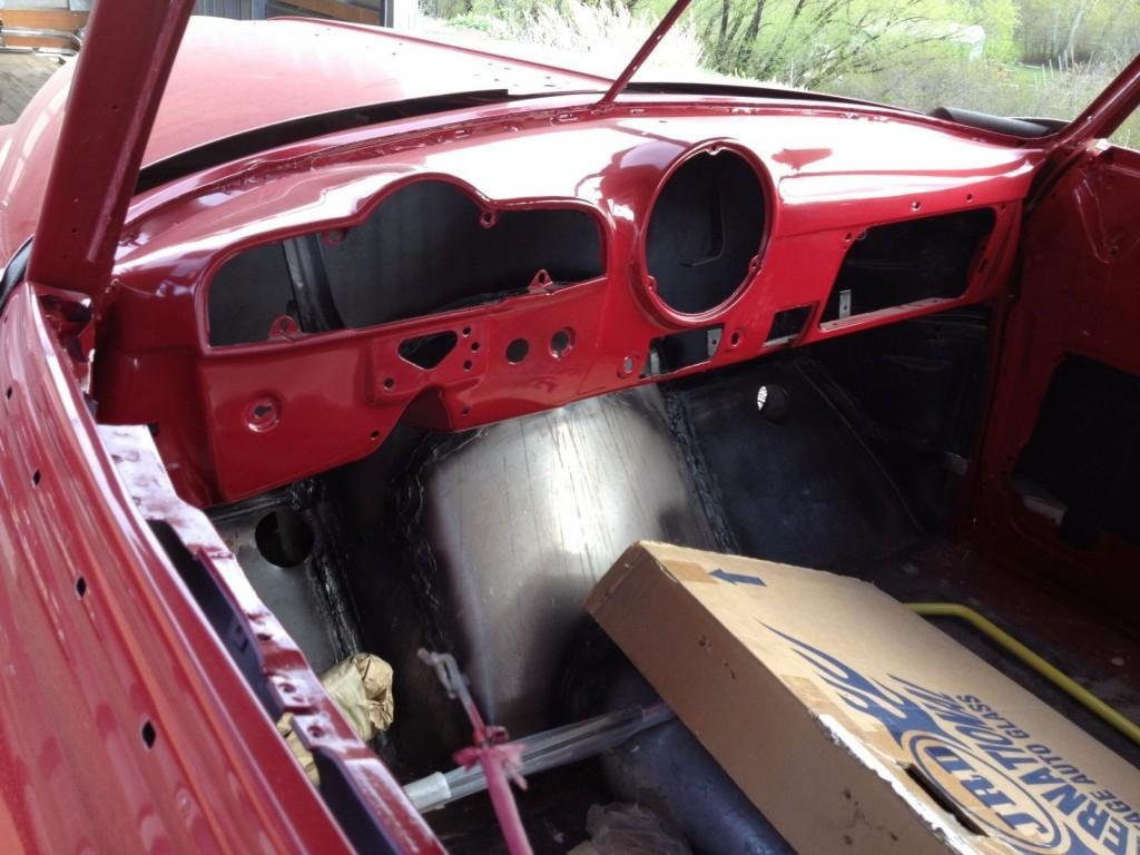 1950 Pontiac Convertible