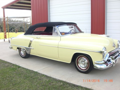 1951 Oldsmobile Eighty Eight Convertible for sale