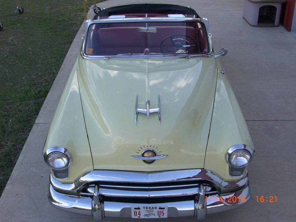 1951 Oldsmobile Eighty Eight Convertible