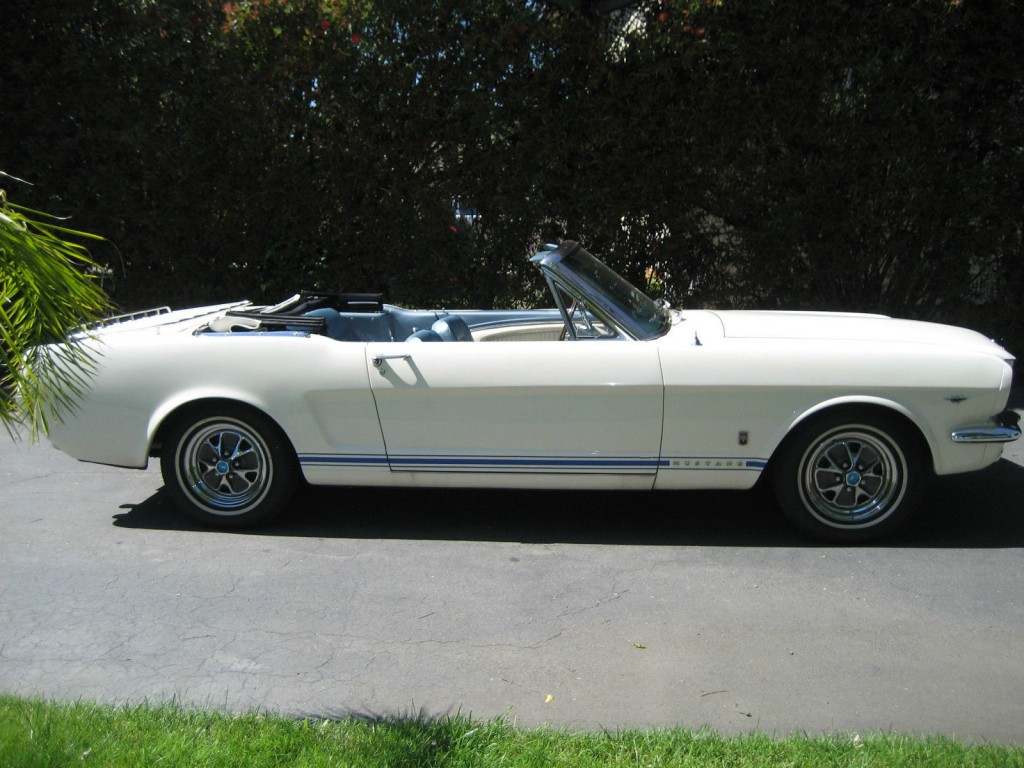 1965 ford mustang gt convertible for sale. Black Bedroom Furniture Sets. Home Design Ideas