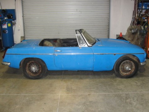 1965 MG MGB Convertible for sale
