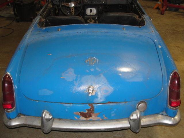1965 MG MGB Convertible