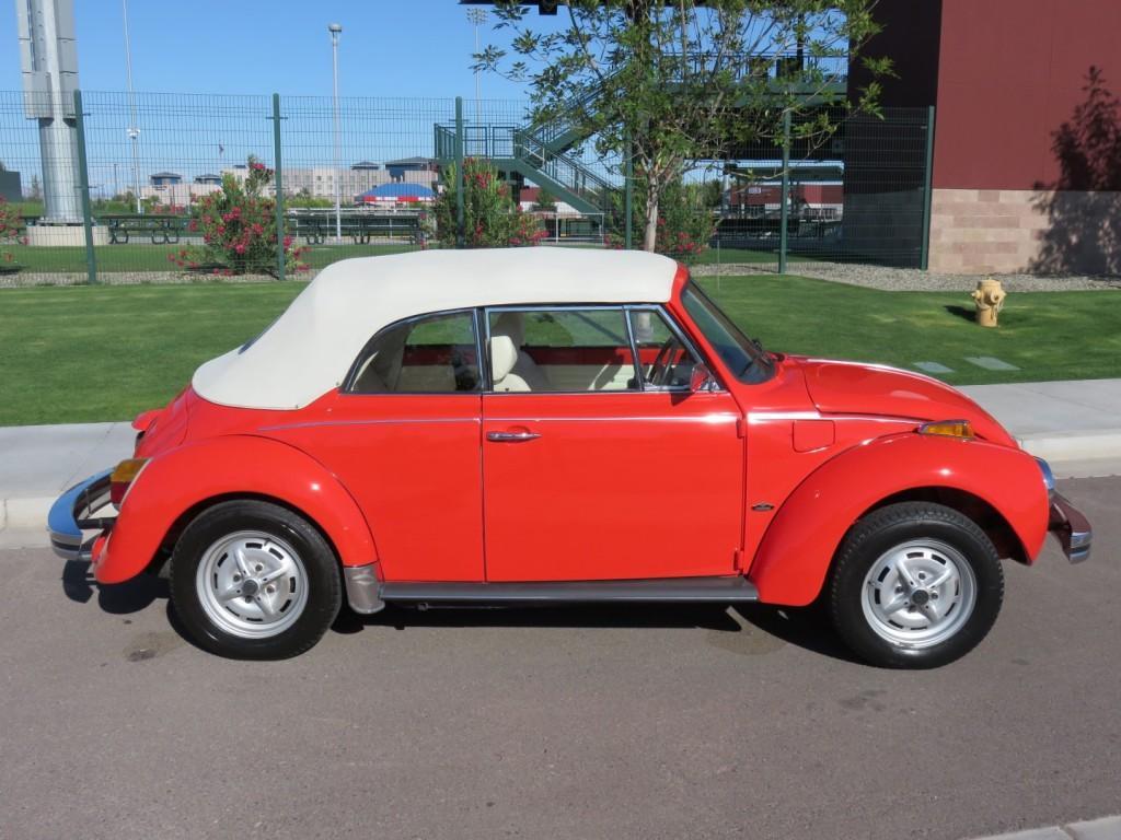 1979 volkswagen super beetle convertible for sale. Black Bedroom Furniture Sets. Home Design Ideas