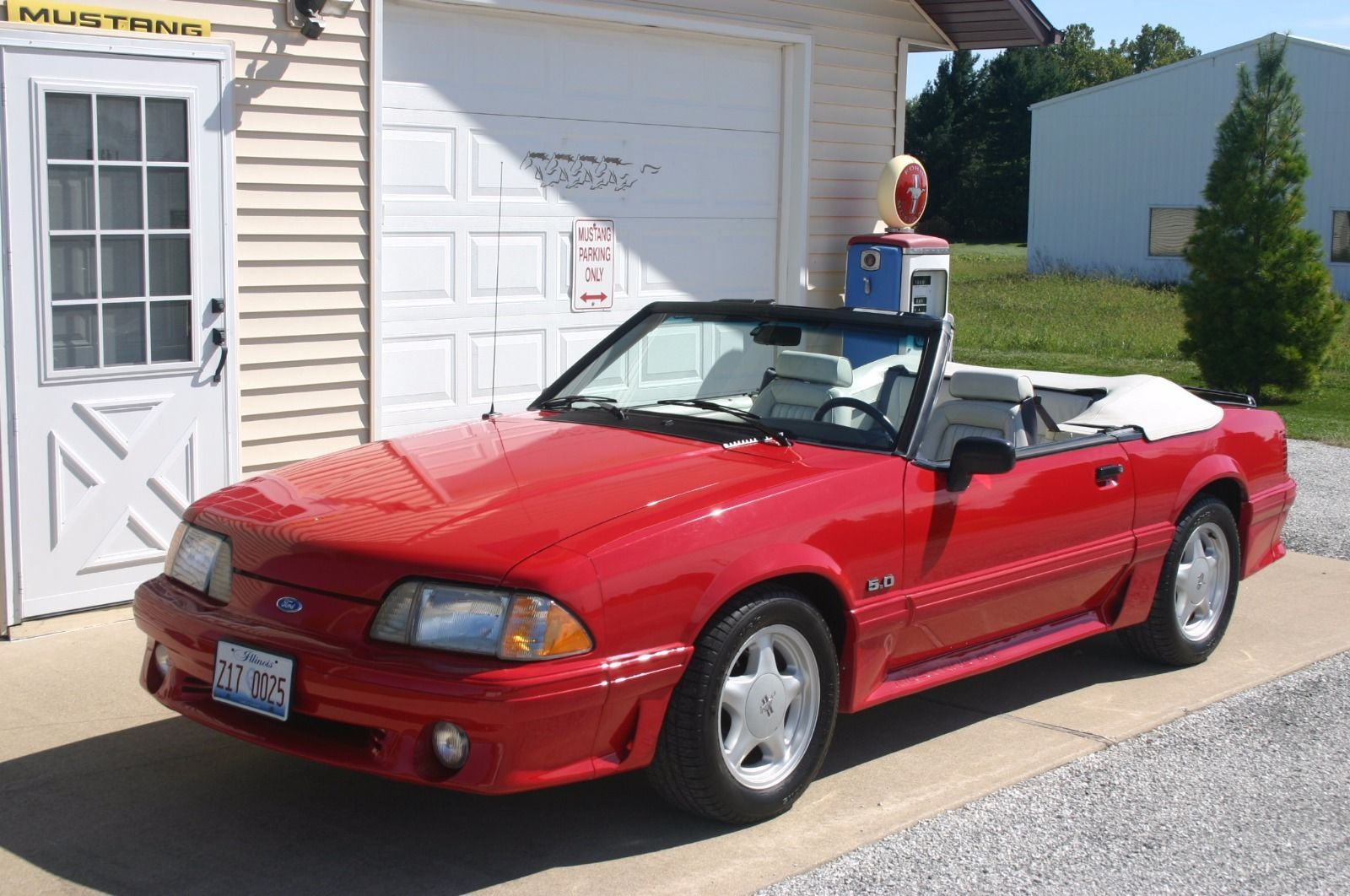 1993 ford mustang gt convertible for sale. Black Bedroom Furniture Sets. Home Design Ideas