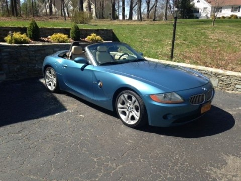 2003 BMW Z4 Convertible 3.0 Sport for sale