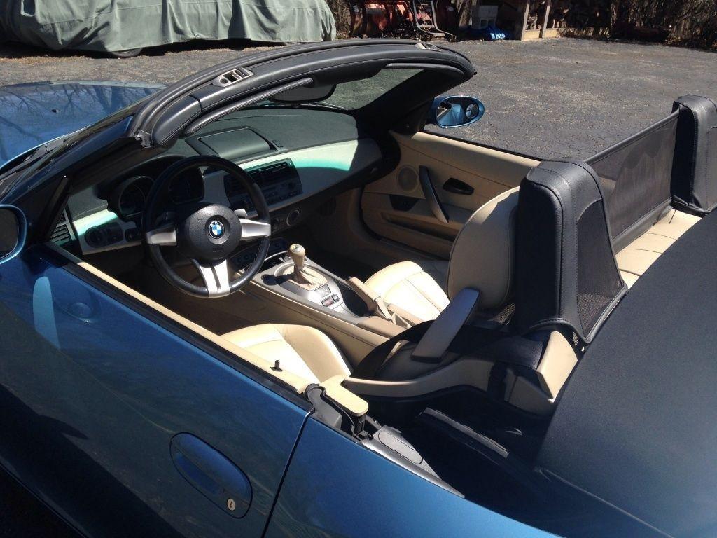 2003 BMW Z4 Convertible 3.0 Sport