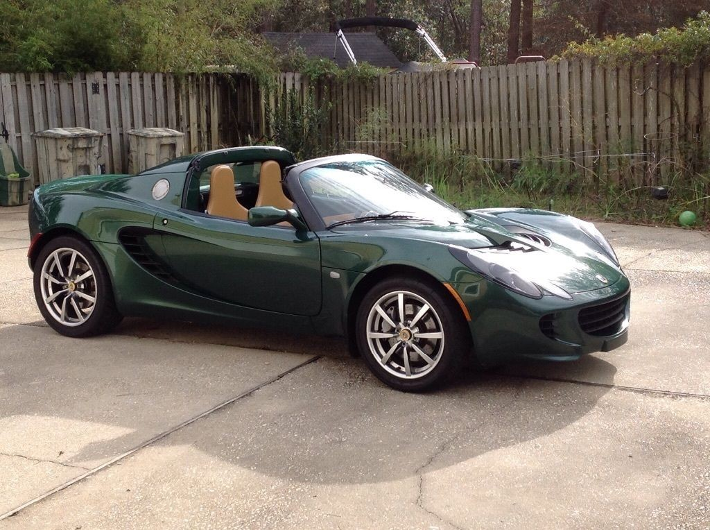 2005 lotus elise for sale. Black Bedroom Furniture Sets. Home Design Ideas