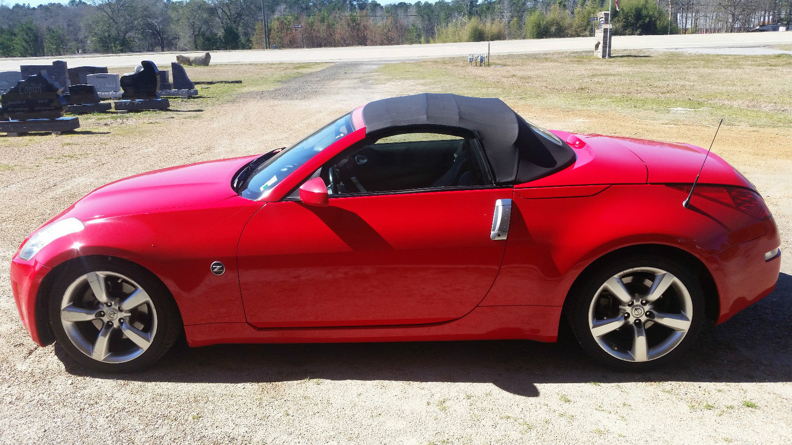 2008 nissan 350z touring convertible for sale. Black Bedroom Furniture Sets. Home Design Ideas
