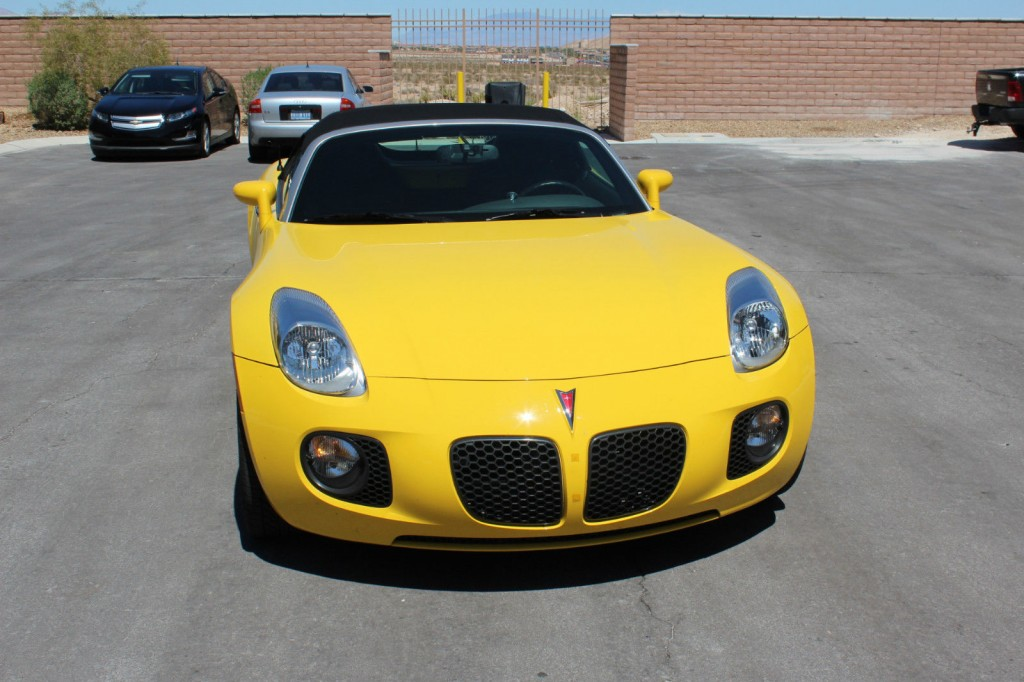 2008 Pontiac Solstice GXP Turbo