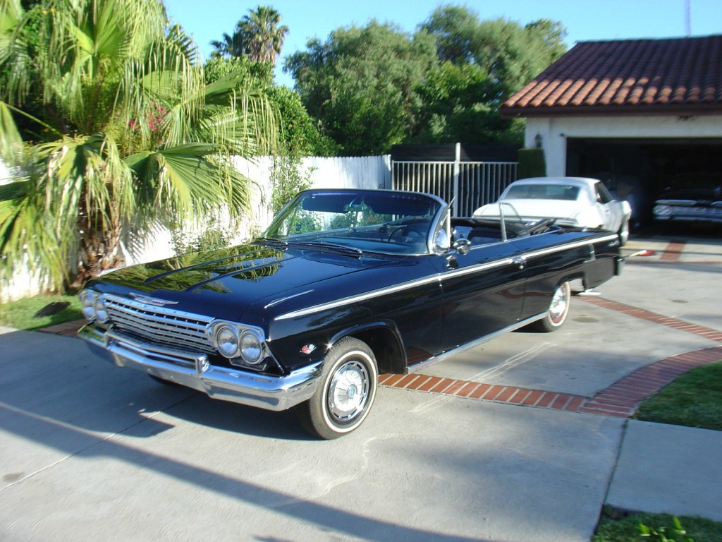 1962 chevrolet impala for sale. Black Bedroom Furniture Sets. Home Design Ideas