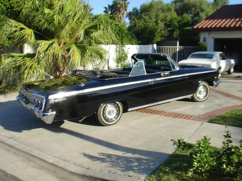 1962 chevrolet impala for sale. Black Bedroom Furniture Sets. Home Design Ideas