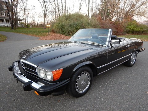 1989 Mercedes Benz SL Class for sale