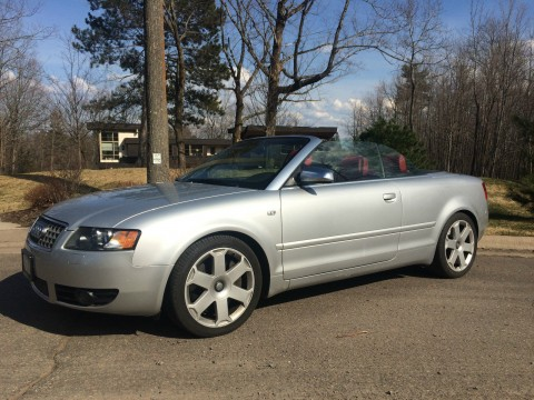 2005 Audi S4 Cabriolet for sale