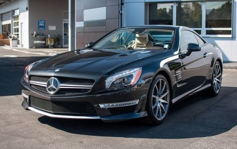 2013 Mercedes Benz SL Class 63 AMG for sale