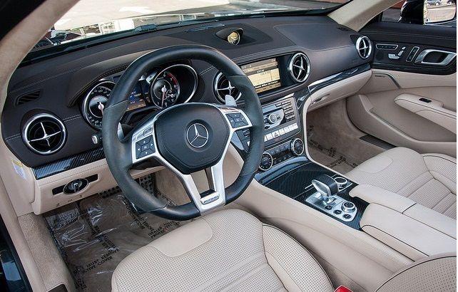 2013 Mercedes Benz SL Class 63 AMG